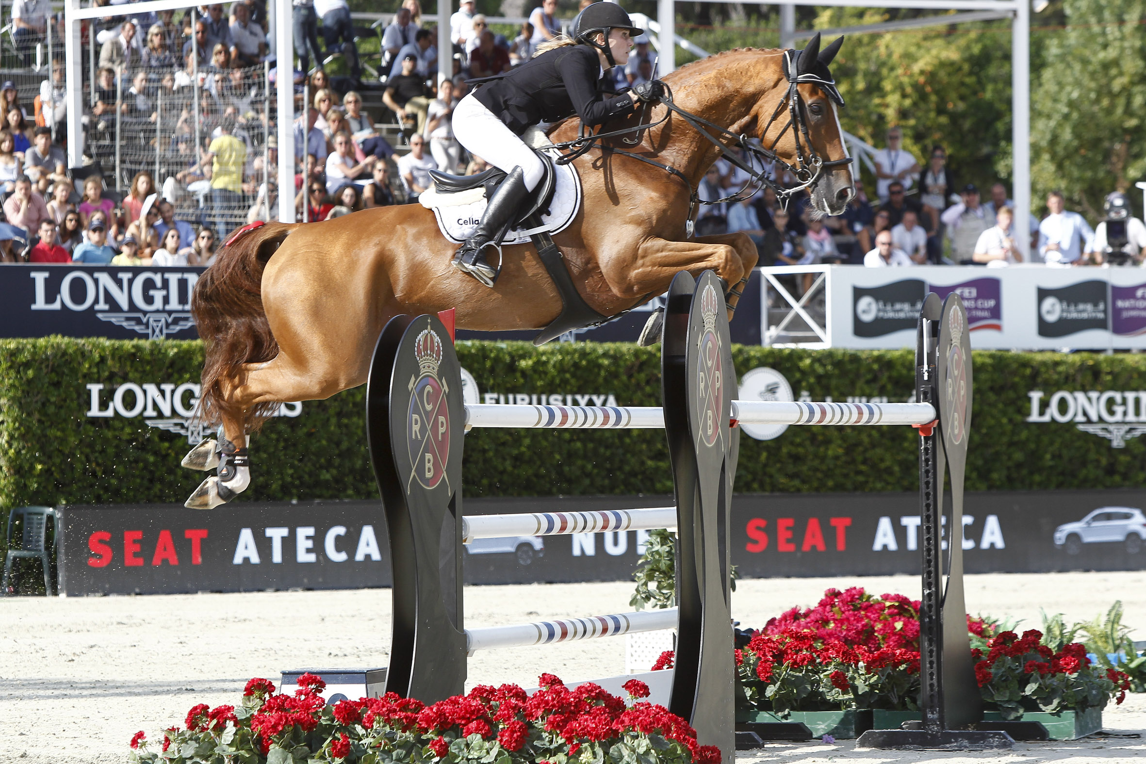 Countdown to CSIO Barcelona 2017 begins  with Longines as new Title Sponsor
