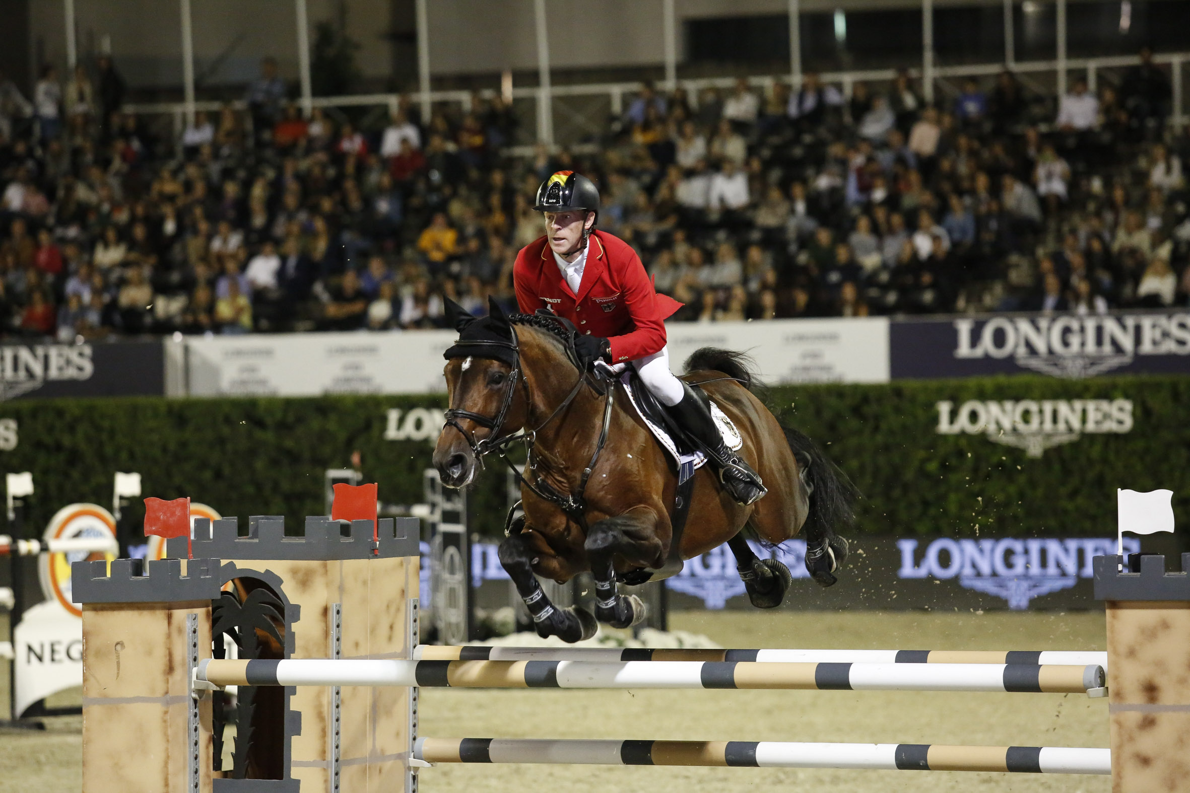 The Longines FEI Jumping Nations Cup™ Final stays in Barcelona!