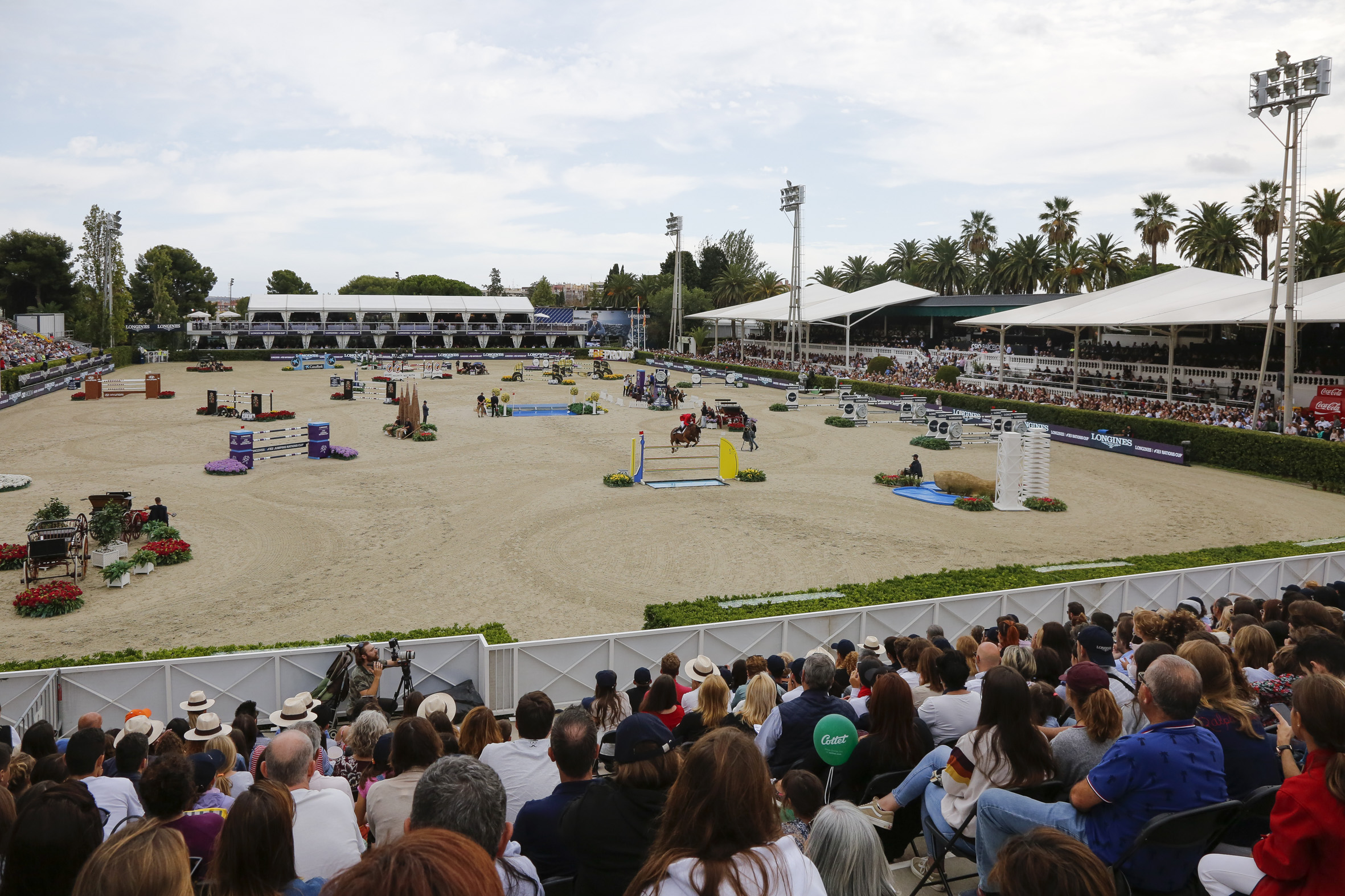 Resounding success in a 108th edition of the historic CSIO Barcelona