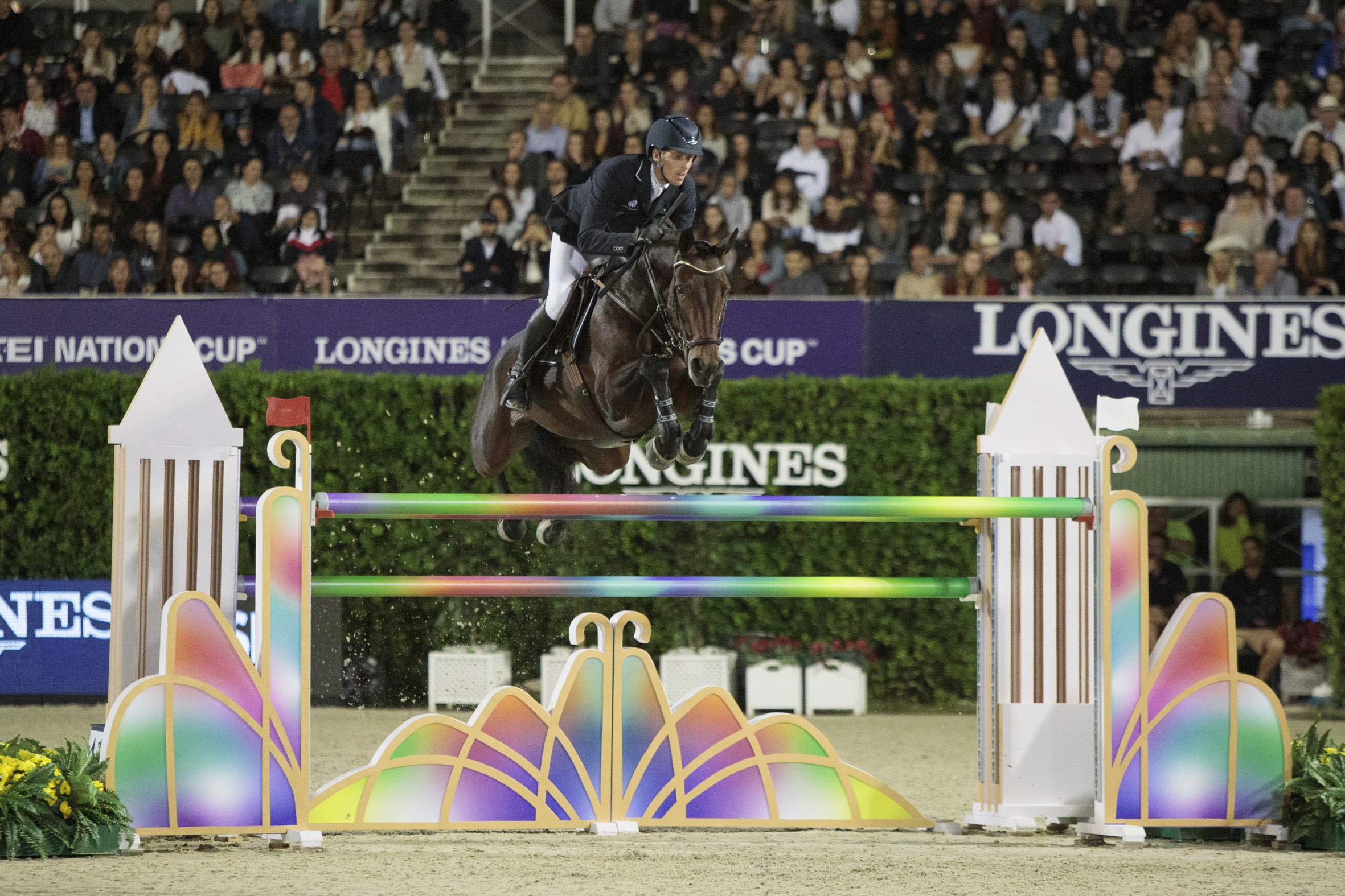 22 teams will start at the CSIO Barcelona