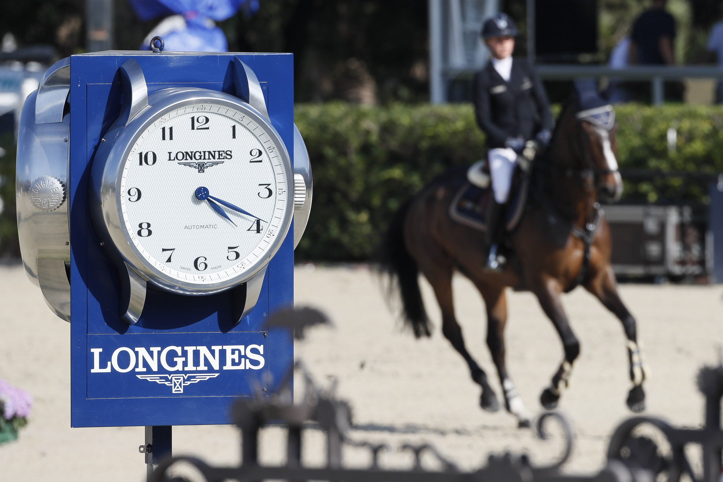 Only 30 days left for the equestrian event of the year