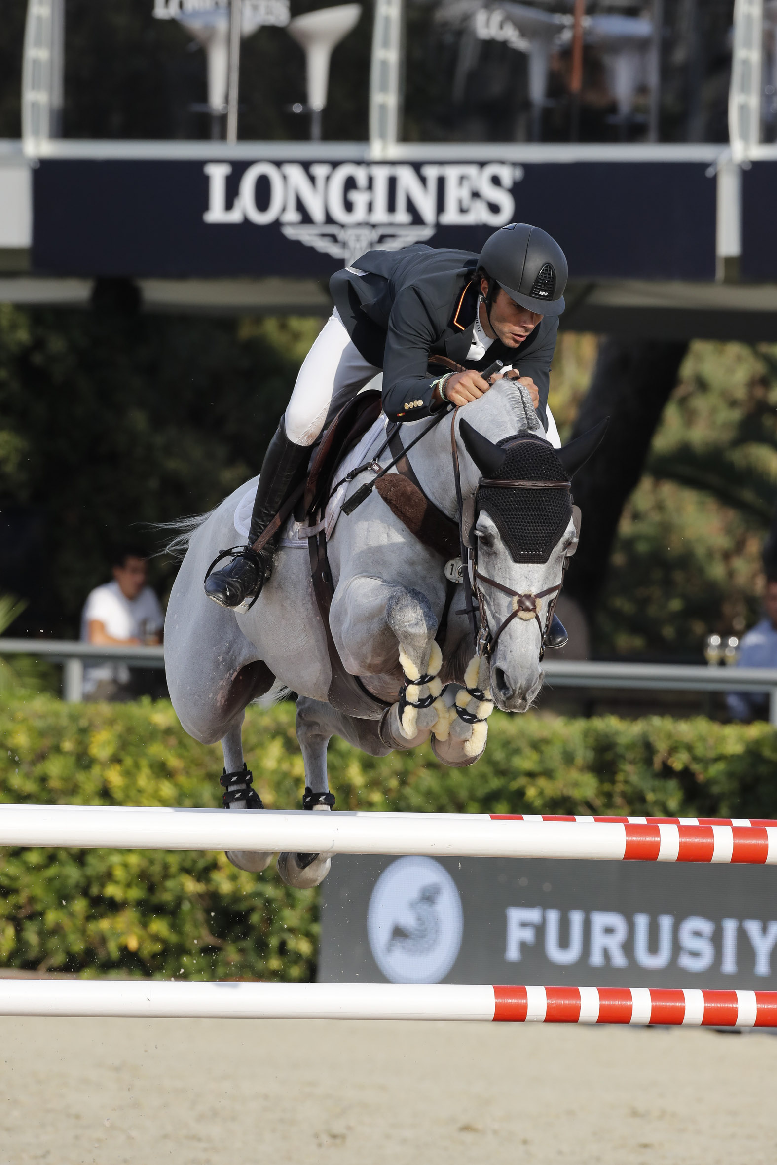 Spain will participate with Álvarez Aznar, Arias, Fernández Saro, Menéndez Mieres and Roquet at the Longines FEI Nations Cup Jumping Final