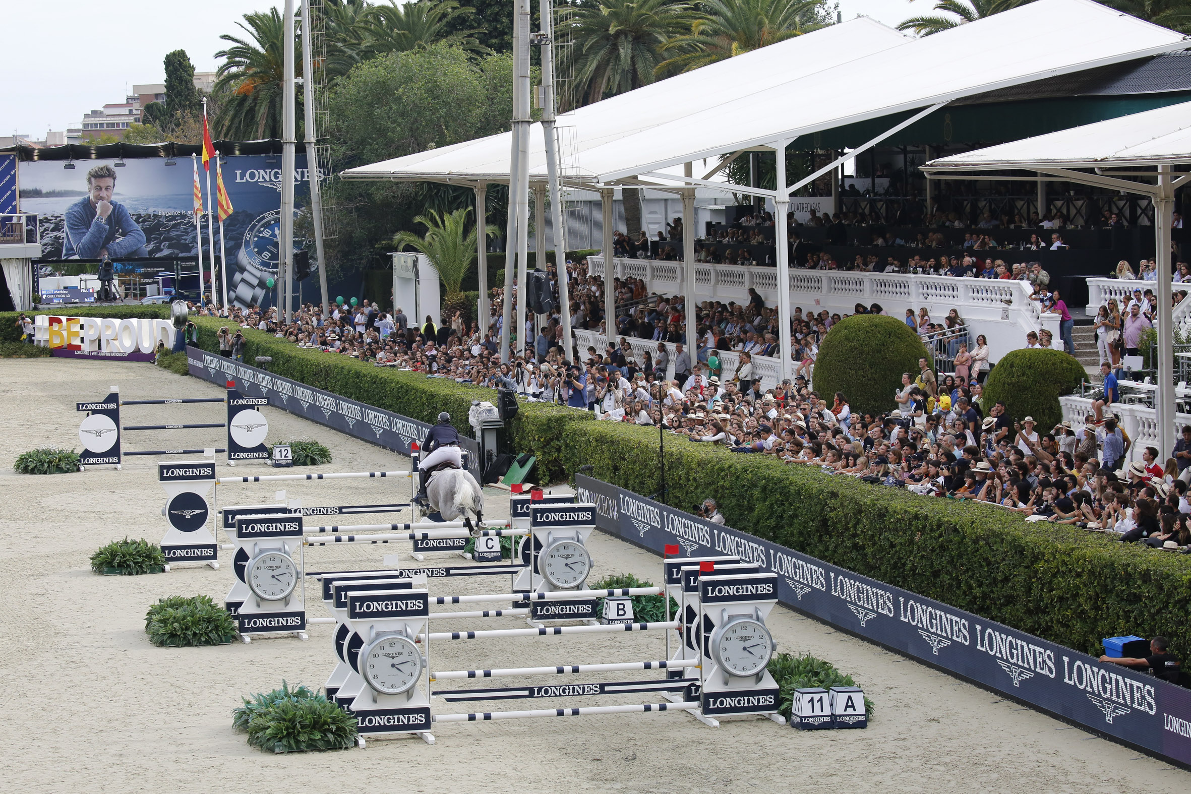 Longines FEI Jumping Nations Cup™ Final 2020 in Barcelona cancelled