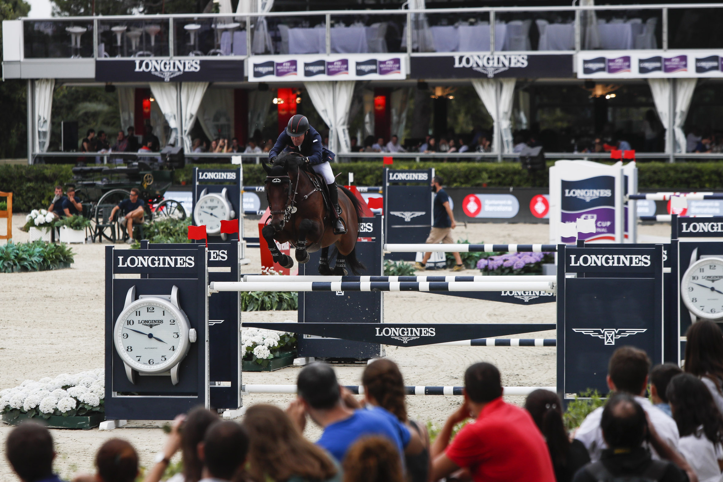 Ticket for the CSIO Barcelona 2018 are now available
