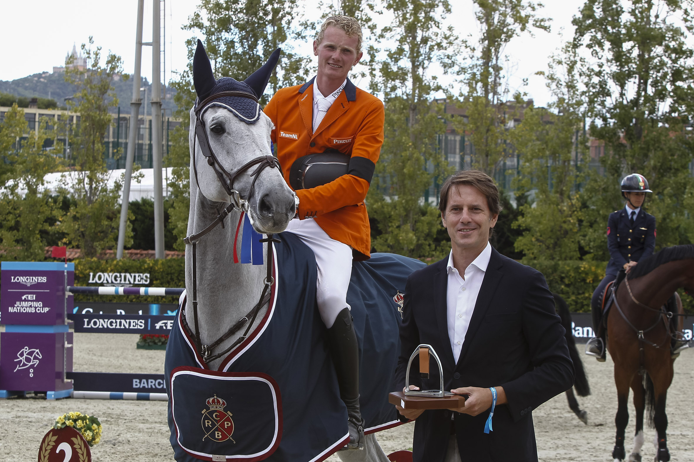 Dutch domain at the Caixabank Trophy