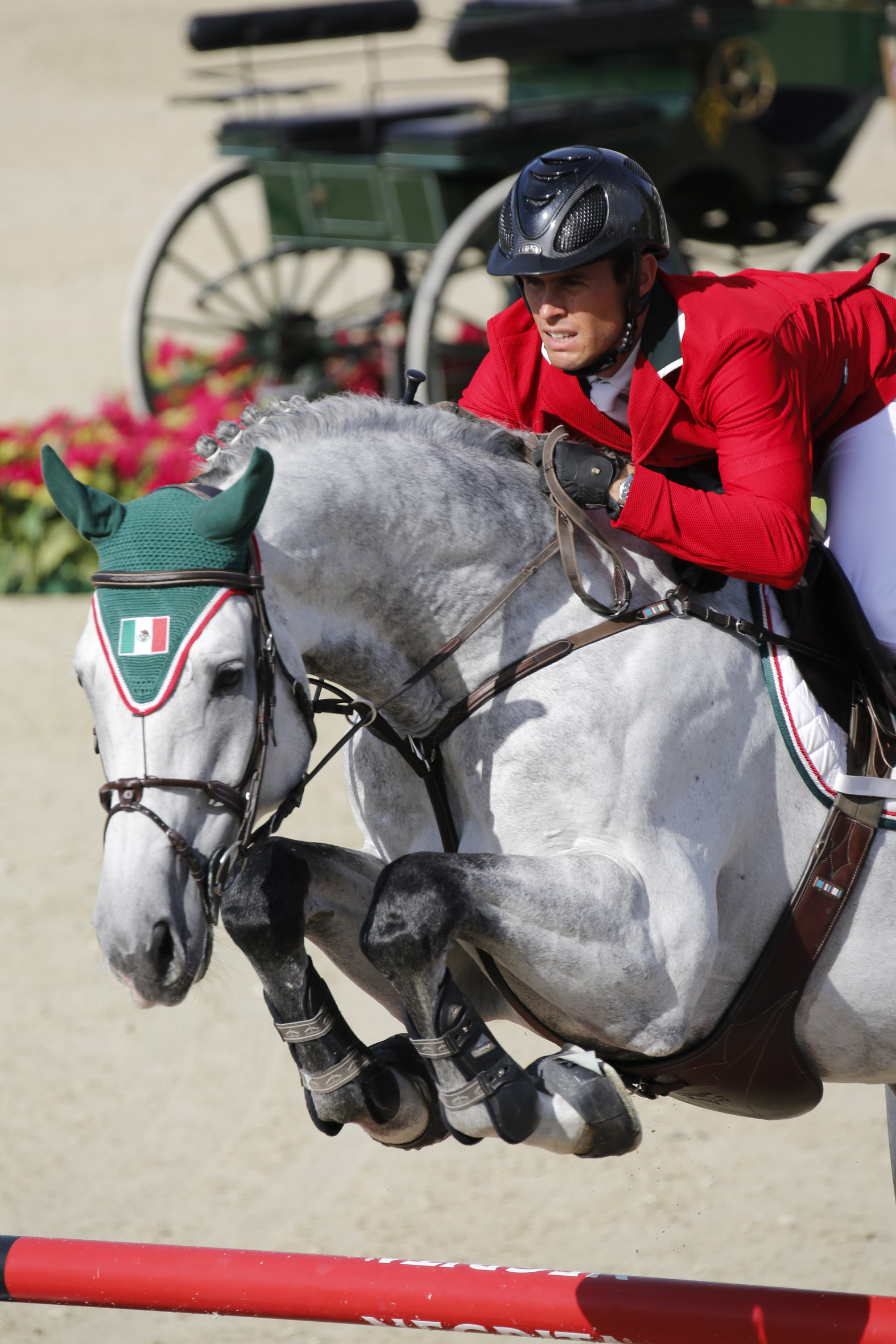 The new Longines FEI Jumping Nations Cup kicks off in Wellington, USA
